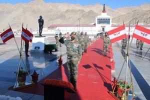 Infantry Day celebrated across J&K, Ladakh UTs to mark landing of Indian Army in Srinagar in 1947