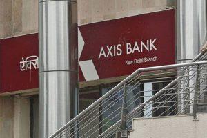 Axis Bank reports Q2 net profit rises at Rs 1,683 crore