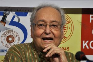 Legendary actor Soumitra Chatterjee passes away after long struggle against COVID-19