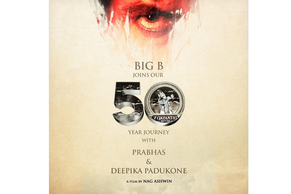 Big B, Prabhas, Deepika