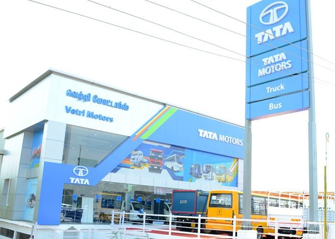 Tata Motors, passenger vehicles, India