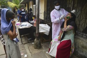 India records lowest single-day figure of coronavirus cases in over seven months