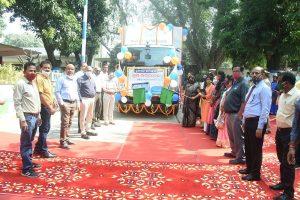 Dalmia Bharat Foundation inaugurates digital learning laboratory 'World on Wheels' in Odisha