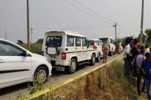 Hathras Case: Victim's mother taken to crime scene by CBI