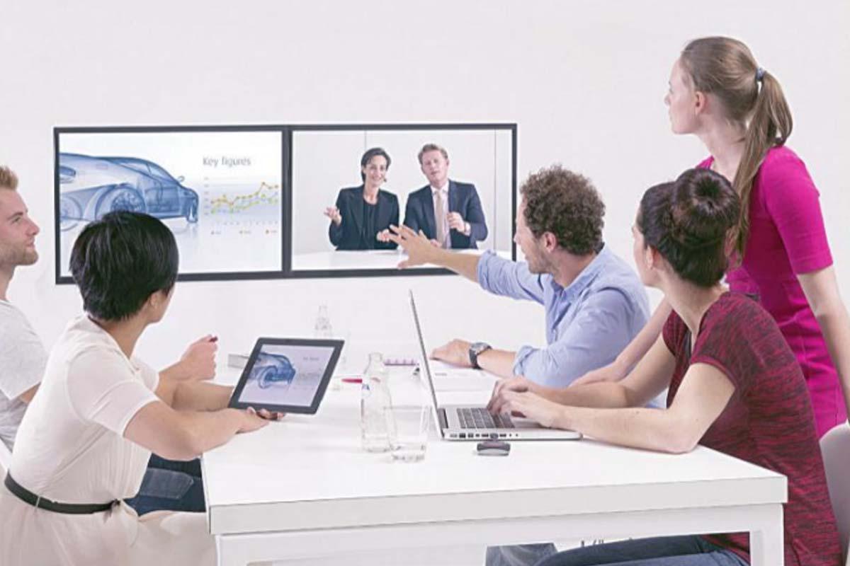 video conferencing, digital teams, virtual meeting,