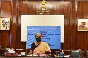 FinMin announces Travel cash voucher, special festival advance schemes for government employees