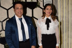 Govinda is proud of his daughter Tina for her acting skills