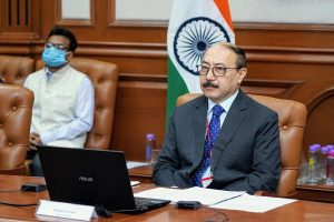 India deals with 'worst crisis in decades' on Chinese border with 'firmness and maturity': Foreign Secretary