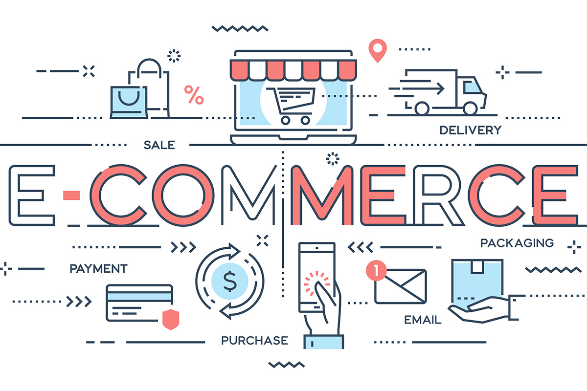 e-commerce industry, India eCommerce, Amazon, Flipkart