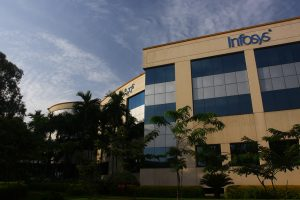 Infosys net profit rises 20.5% to Rs 4,845 crore in September quarter