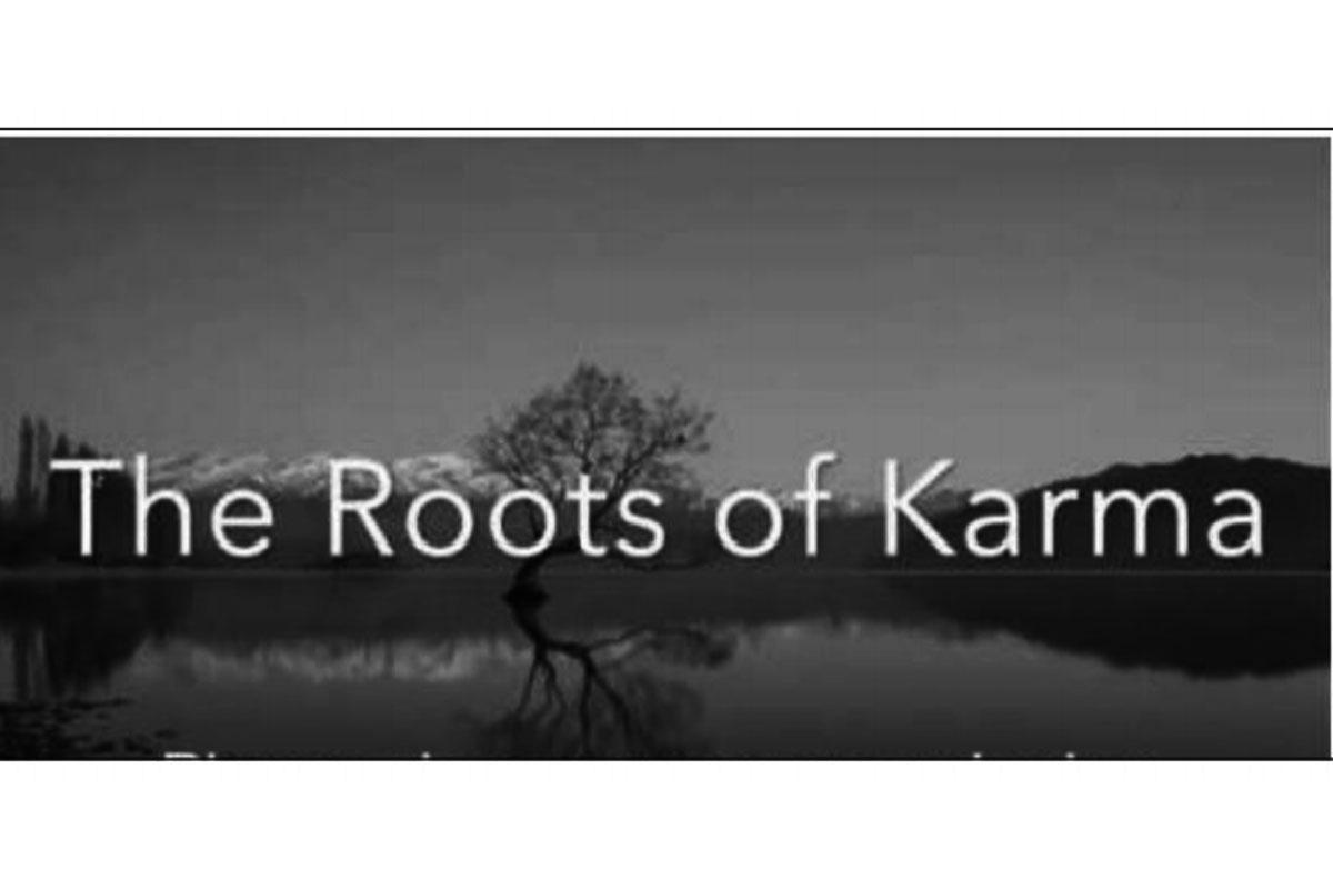 Karma, liberty, Equality, Fraternity,