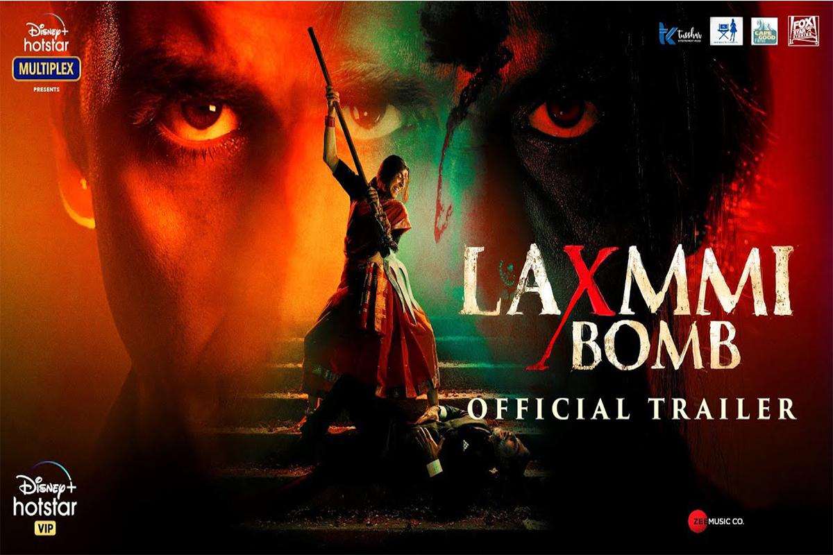 Laxmmi Bomb official trailer