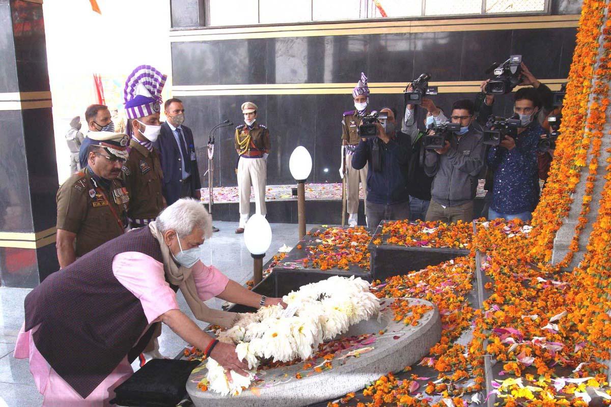 Lieutenant Governor, Manoj Sinha