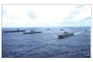 Malabar naval exercise of 'Quad' nations to begin on 3 November