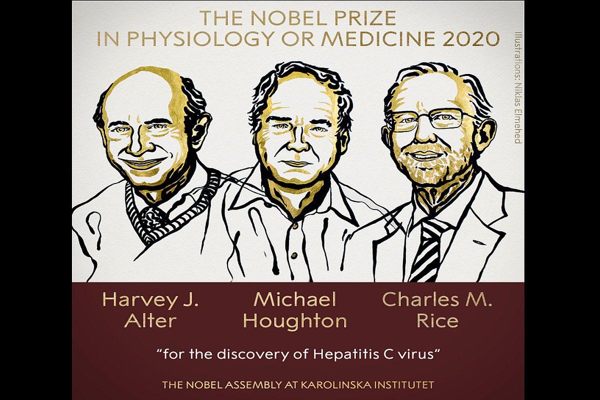 Nobel Prize in medicine awarded to hepatitis C pioneers