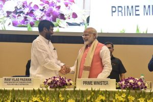 'Void in our nation that will perhaps never be filled': PM Modi pays tribute to Ram Vilas Paswan