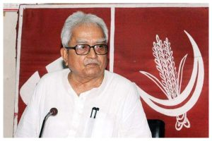 COVID-19 no excuse to stay inside, hit road and help people: Biman Bose to CPIM workers