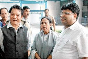 Bimal Gurung joins hands with Mamata Banerjee again, quits NDA ahead of 2021 polls