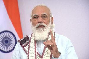 Prime Minister Narendra Modi LIVE | 'Lockdown might have ended but Covid still persists'