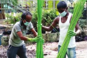 Ahead of Pujas, workers struggle to make ends meet