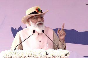 PM Modi to address two rallies in Bihar today