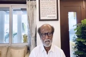 Rajinikanth pays entire year's property tax for his marriage hall in Chennai