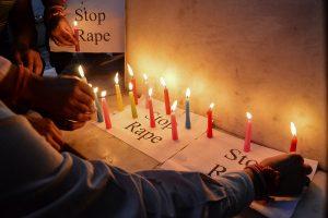 Dalit woman allegedly raped at gunpoint by two men in Uttar Pradesh
