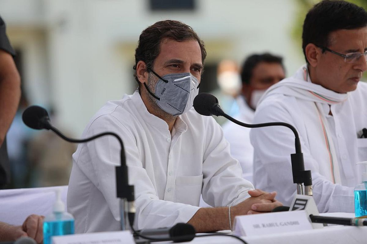 Rahul Gandhi, Congress, Doklam, China, coronavirus