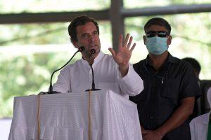CM says no one was raped, because for them she was 'NO ONE': Rahul Gandhi slams Yogi Adityanath