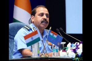 'China can't get better of India's capabilities': Air Chief Marshal RKS Bhadauria on Ladakh standoff