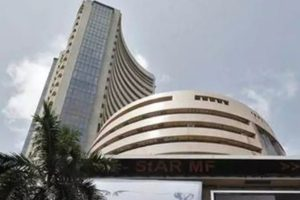 Sensex up 450 points, banking finance stocks surged