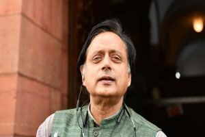 'Still trying to figure out what to apologise for': Shashi Tharoor over BJP's Pulwama remark