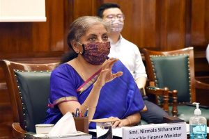 'Announcement perfectly in order': Sitharaman on Bihar poll promise of free COVID vaccines