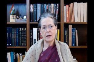 'Nitish Kumar government neither saying good nor doing good': Sonia Gandhi day before Bihar polls