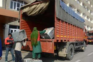 Govt offices close in Srinagar for bi-annual move to Jammu