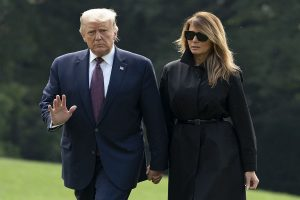 US President Donald Trump, First Lady Melania Trump test positive for coronavirus