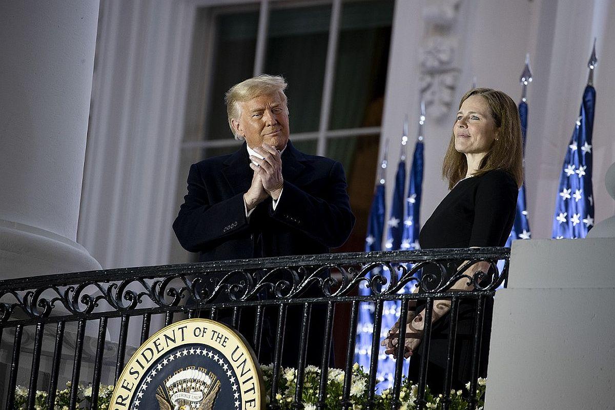 Donald Trump, US, US President, , Senate,, impeachment