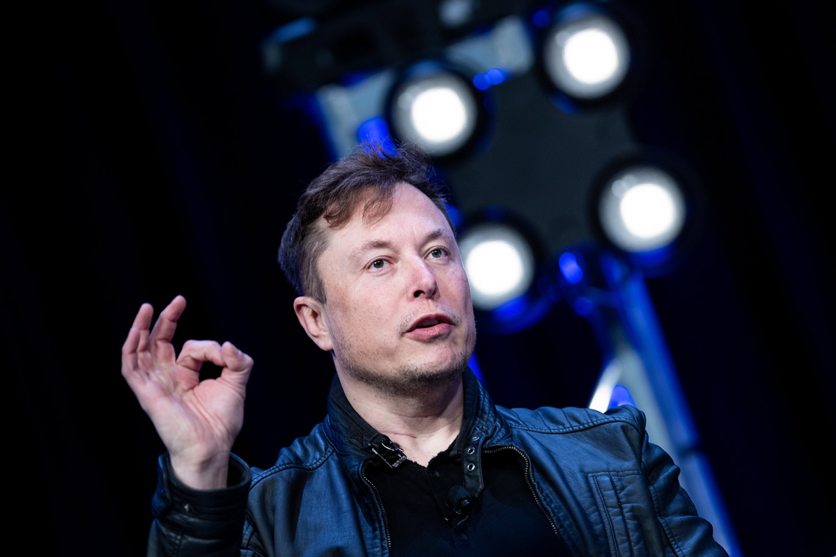 Elon Musk, Bill Gates, second richest in world