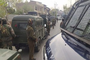 Security forces kill Hizbul chief in J-K shootout