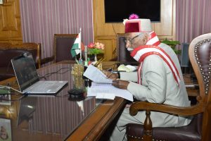 HP Guv appeals to people to take preventive measures against Covid