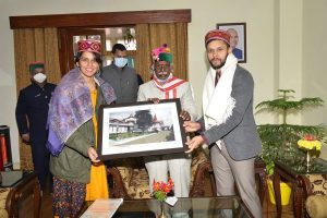 Saina keen to open Badminton Academy in Himachal Pradesh