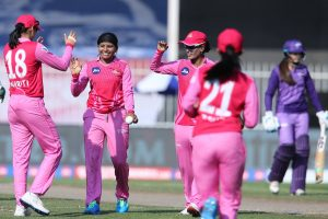 Women's T20 Challenge: Trailblazers crush Velocity to register emphatic 9-wicket win