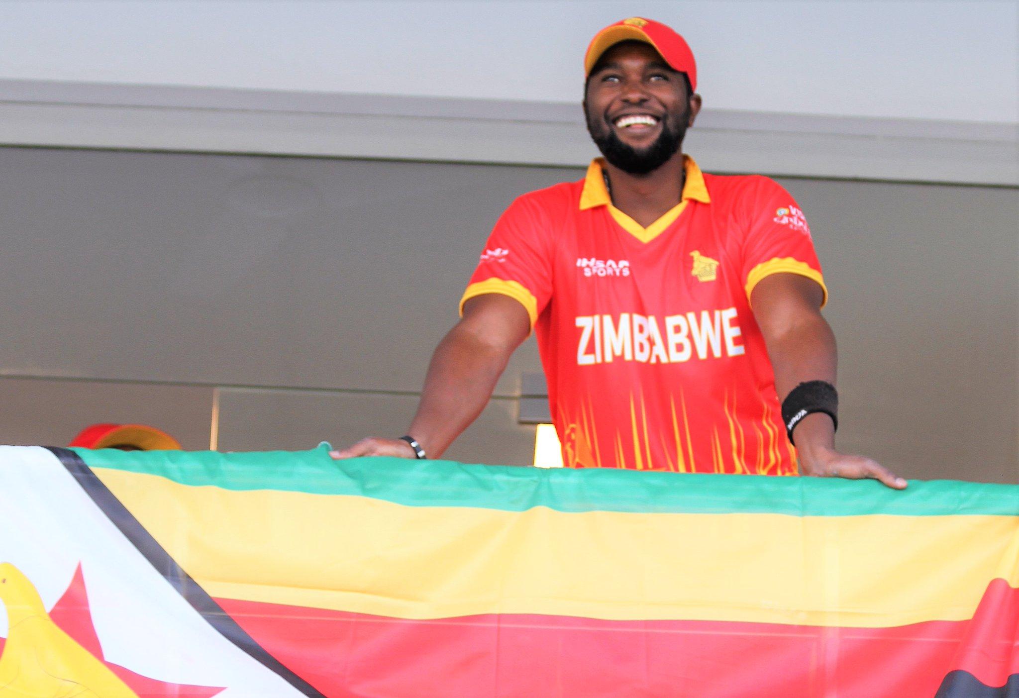 Elton Chigumbura Retires From International Cricket