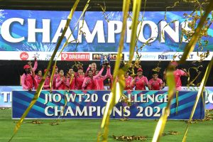 Trailblazers beat Supernovas to win maiden Women's T20 Challenge trophy