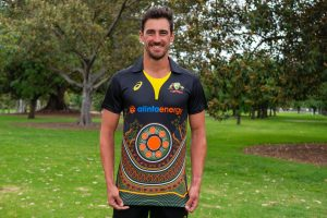 Australia to sport indigenous jersey during limited-overs series with India