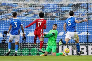 Premier League: VAR frustrates Liverpool in Brighton; Manchester City smash five against Burnley