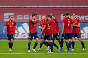 Nations League: Spain thrash Germany 6-0 to proceed to finals; France, Portugal win
