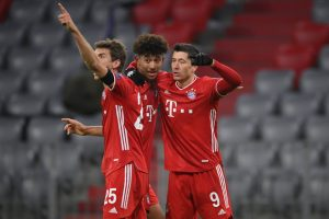 Champions League: Bayern Munich, Manchester City in knockouts; Liverpool humiliated at home