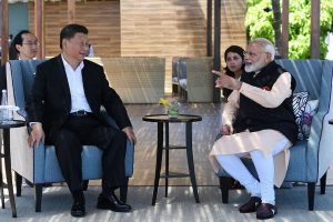 Modi, Xi to share platform for first time since border stand-off today