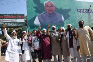 Anti-incumbency defying but dwarfed: What Nitish7.0 means?